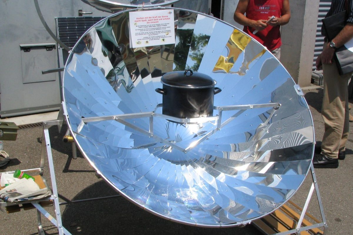 Where Is the Best Place to Do Solar Cooking?
