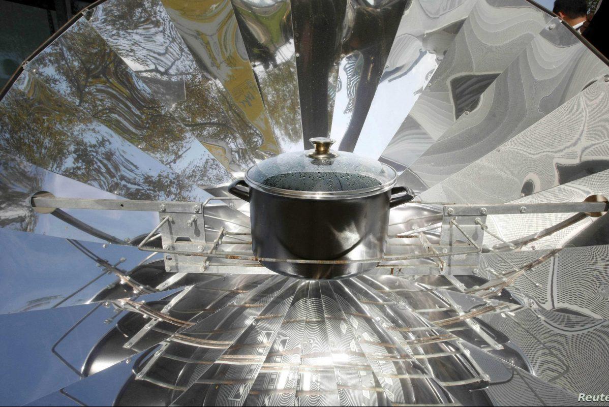 Easy DIY Solar Oven