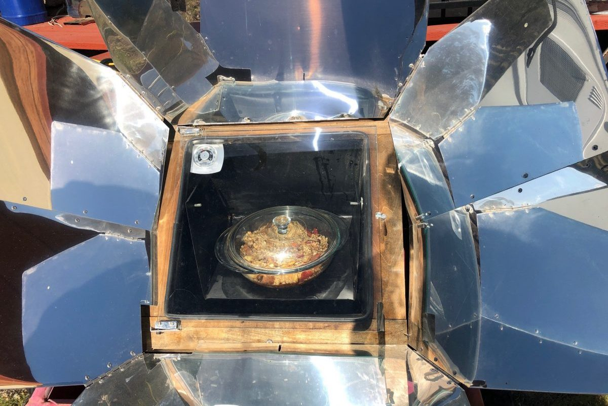 Why Choose Solar Cooking?